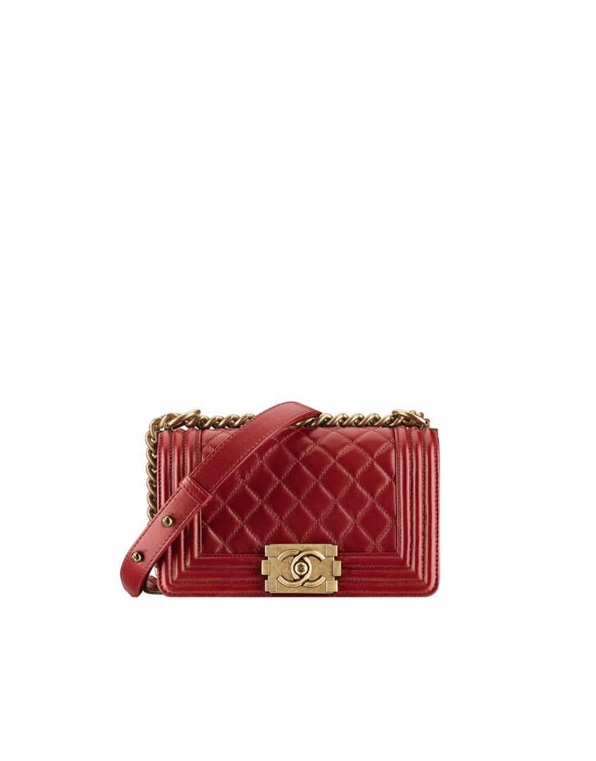 Small Quilted Chanel Bag Chanel Small Red Boy Flap Bag