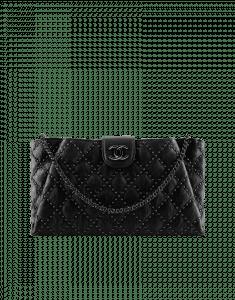 Chanel Studded Shoulder Bag - Prefall 2014