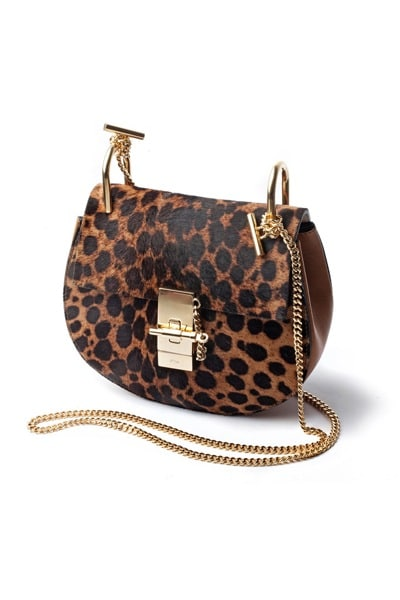 Chloe Fall / Winter 2014 Bag Collection featuring Python and ...