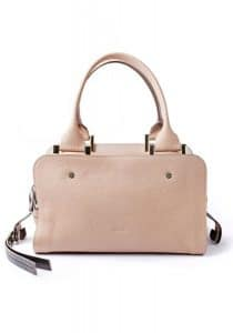 Chloe Pink Top Handle Bag - Fall/Winter 2014