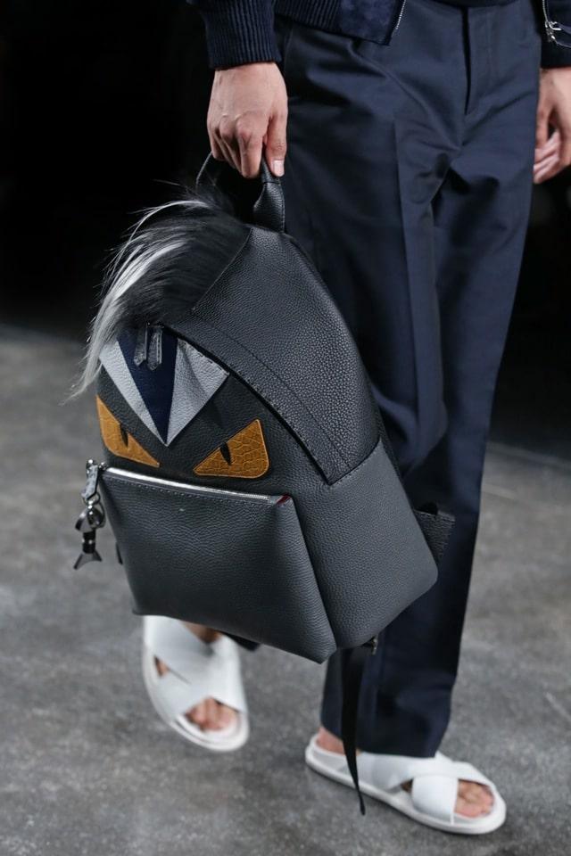 Fendi Backpack Men