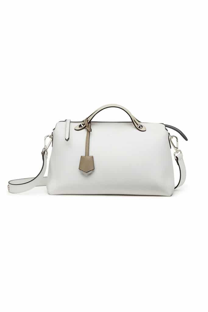8d3cf79d22 ... coupon code for fendi white beige by the way bag aa898 bf1a0