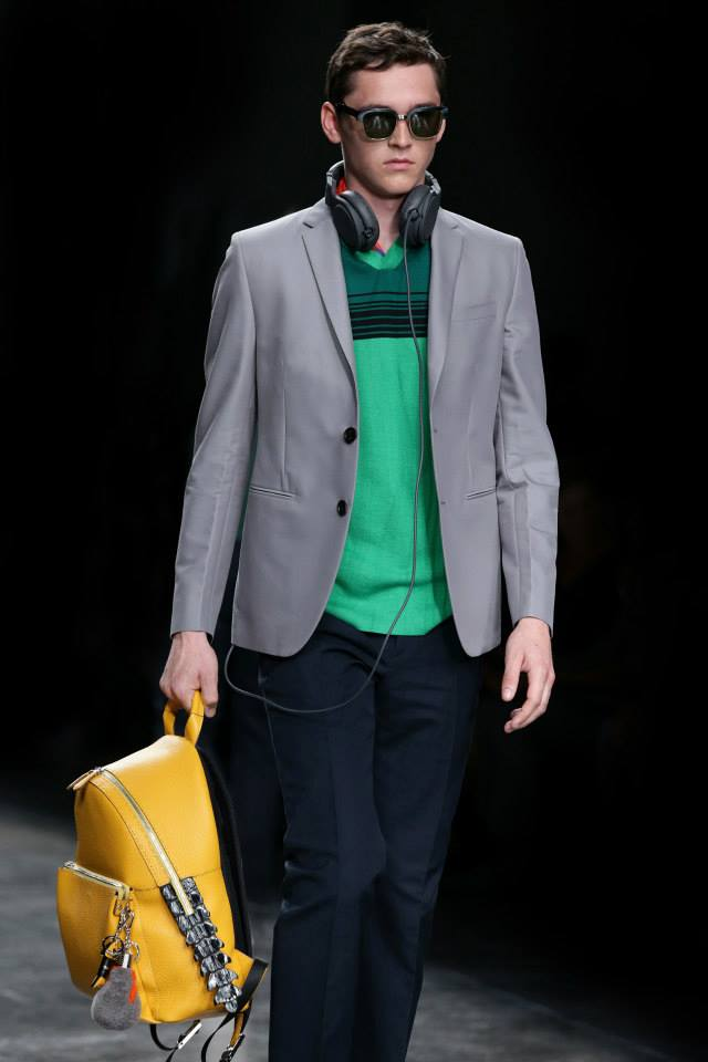 Fendi Men S Spring Summer 2015 Collection Feature Selleria