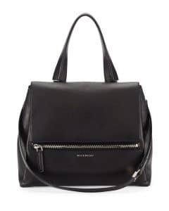 Givenchy Black Pandora Pure Medium Bag