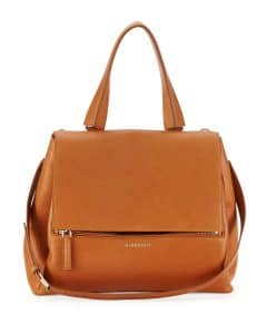 Givenchy Camel Pandora Pure Medium Bag