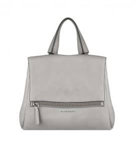 Givenchy Pearl Grey Pandora Pure Small Bag