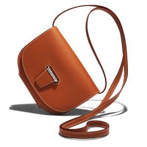 Hermes Natural Mini Convoyeur Bag
