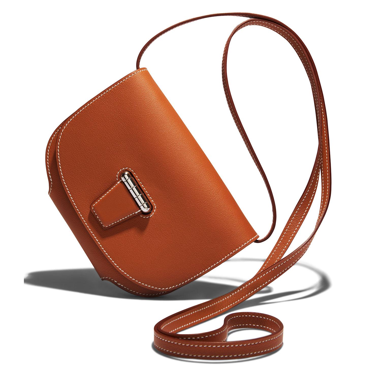 Spring 2017 fashion colors - Hermes Mini Convoyeur Messenger Bag Reference Guide