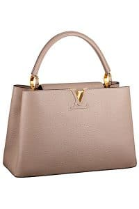 Louis Vuitton Galet Capucine MM Tote Bag - Fall 2014