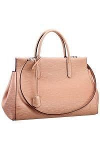 Louis Vuitton Beige Marly MM Bag