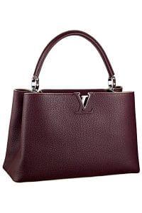 Louis Vuitton Quetsche MM Tote Bag - Fall 2014