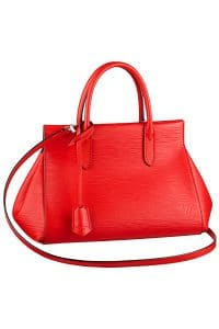 Louis Vuitton Coquelicot Marly BB Bag