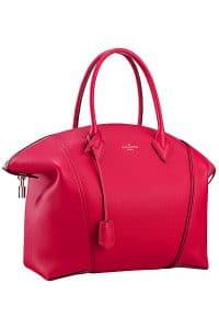 Louis Vuitton Framboise New Lockit Tote Bag - Fall 2014