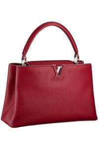 Louis Vuitton Cherry MM Tote Bag - Fall 2014
