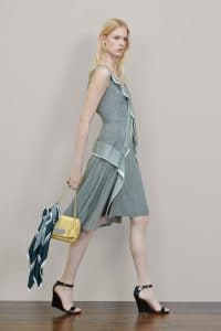 Mulberry Yellow Lily Bag - Resort 2015