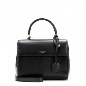 Saint Laurent Black Moujik Small Tote Bag