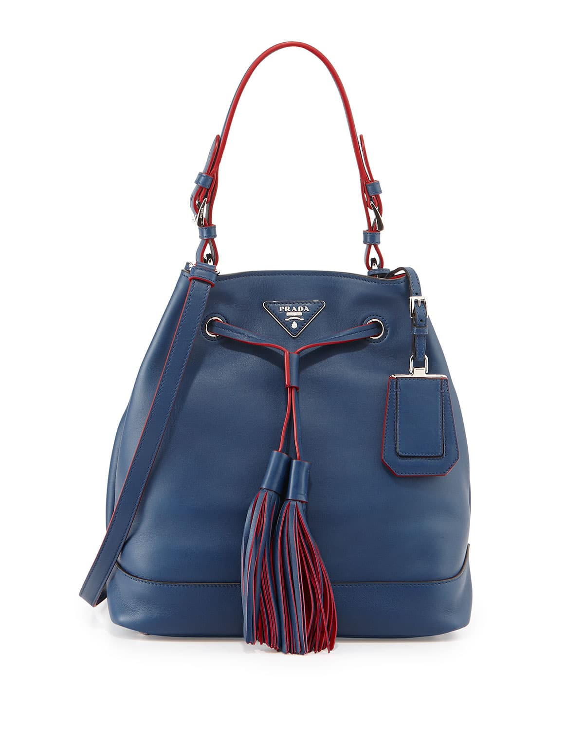 048069c7b5eb Prada Pre-Fall 2014 Bag Collection featuring new Double Totes in ...