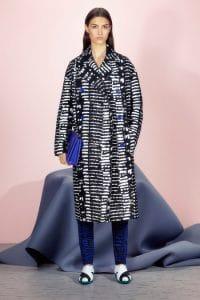 Proenza Schouler Blue Elliot Clutch Bag 3 - Resort 2015