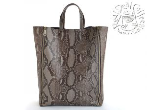 Celine Python Cabas Bag