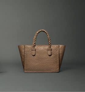 Valentino Braided Tote Bag - Fall 2014