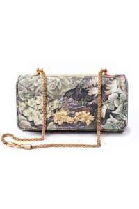 Valentino Floral Printed Flap Bag