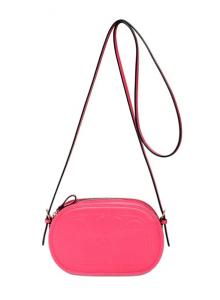 Valentino Fuchsia Go Valentino Shoulder Bag