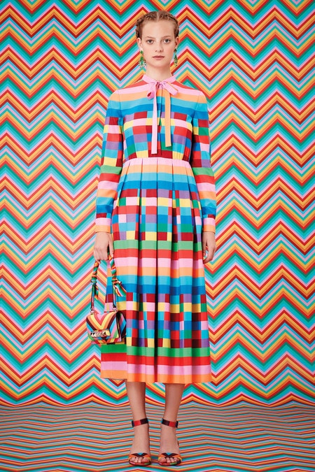 Valentino Resort 2015 Collection features Psychedelic and ...
