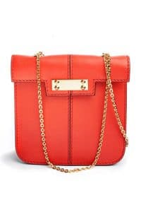 Valentino Red Flap Bag