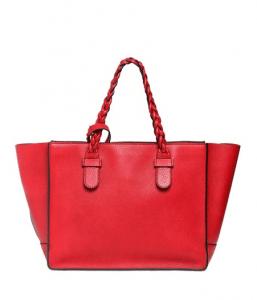 Valentino Red T.B.C. Tote Bag