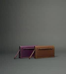 Valentino Rockstud Clutch Bags - Fall 2014