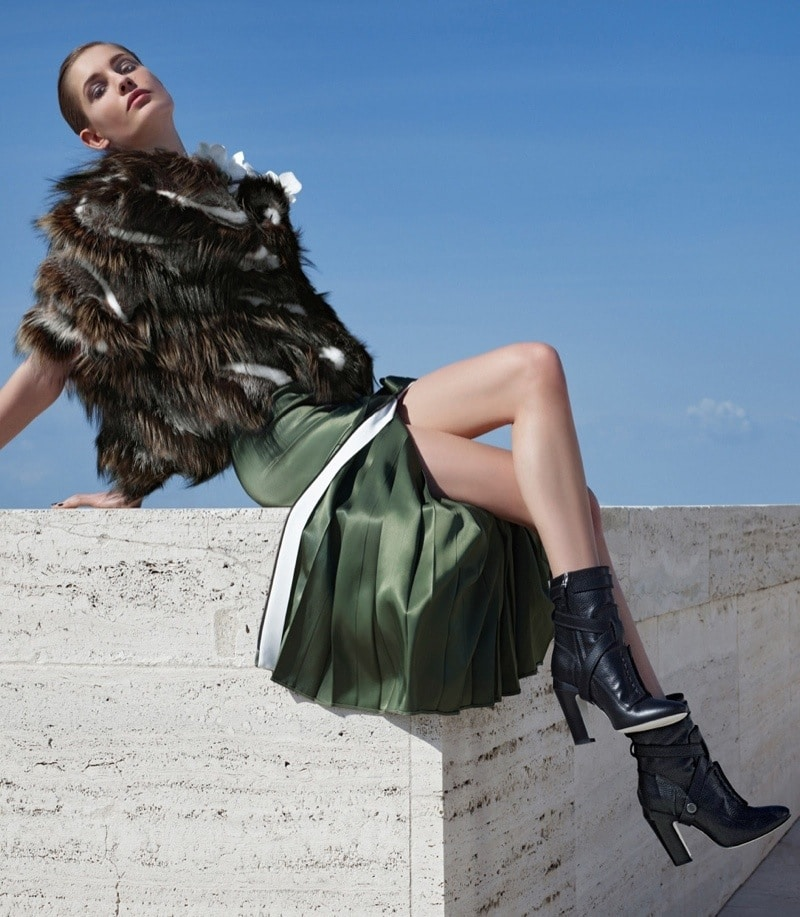 Fall fendi winter campaign new photo