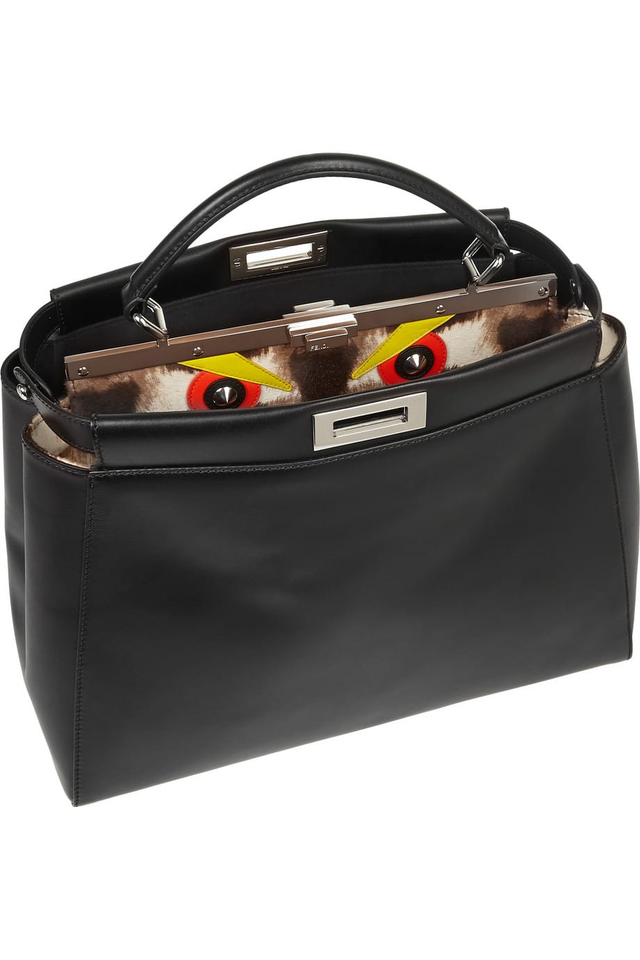 91c83d7346c8 Spotted  Net-a-Porter has a Limited Edition Fendi Bag Bug Peekaboo ...