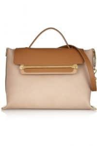 Chloe Clare Large Top Handle Tote Bag