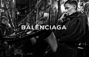 Balenciaga Fall/Winter 2014 Campaign 1