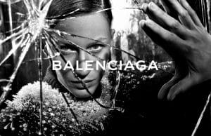 Balenciaga Fall/Winter 2014 Campaign 2