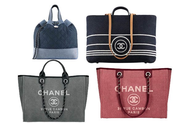 Best Beach Totes for Summer 2014 from Chanel, Louis Vuitton and ...