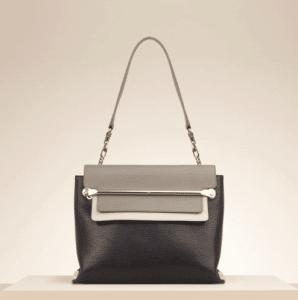 Chloe Black Clare Shoulder Bag