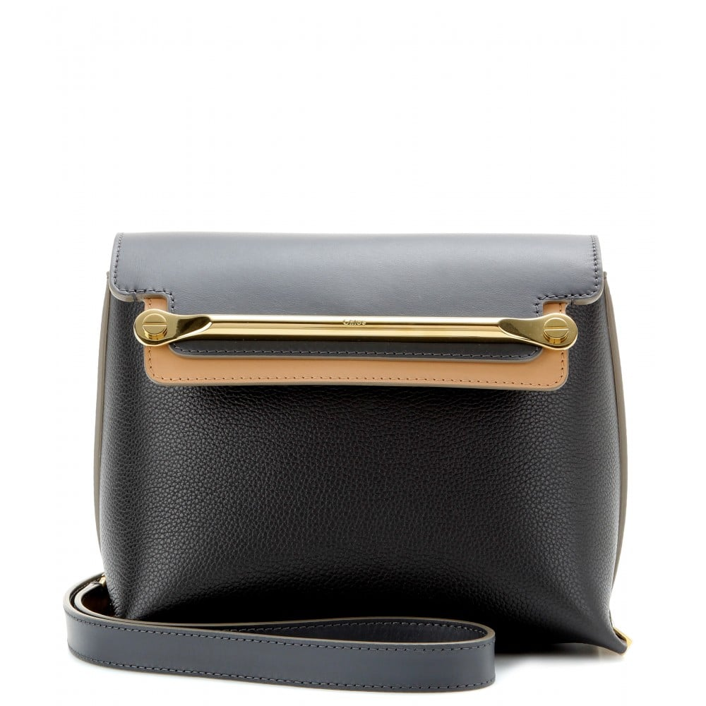 Chloe Clare Shoulder Bag gets a Top Handle for Fall 2014 | Spotted ...