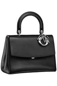 Dior Black Be Dior Flap Bag