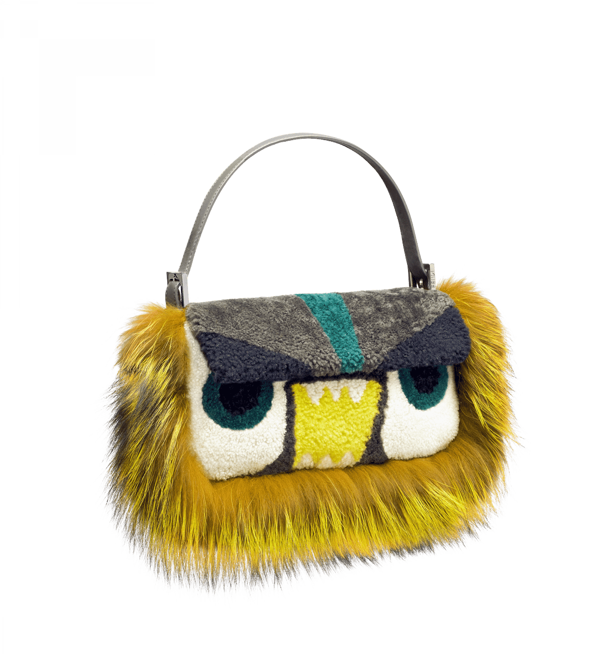 Fendi Monster Bug Baguettes For Pre Fall 2014 Collection Spotted Fashion