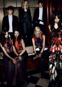 Givenchy Fall 2014 Ad Campaign 4