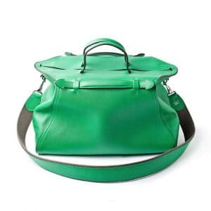 Hermes Green Oxer Bag