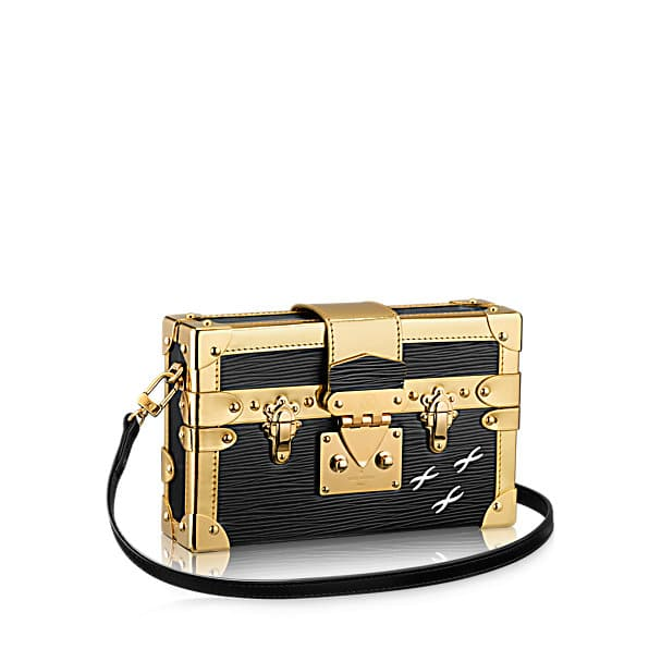 Louis Vuitton Petite-Malle Trunk Bag Reference Guide ...