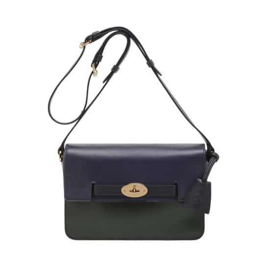 Mulberry Bayswater Shoulder Bag Black 119