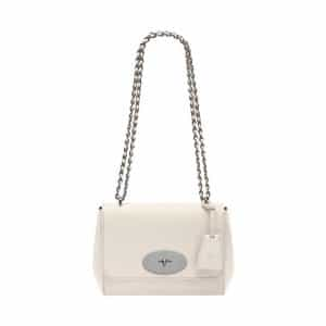 Mulberry Cream Lily Bag