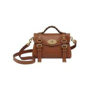 Mulberry Oak Mini Alexa Bag
