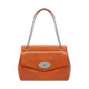 8d1222bc09 Mulberry Orange Blenheim Shoulder Bag - Fall 2014 ...