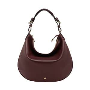 Mulberry Oxblood Pembridge Hobo Bag