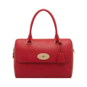 75236b245a Mulberry Poppy Red Del Rey Bag - Fall 2014