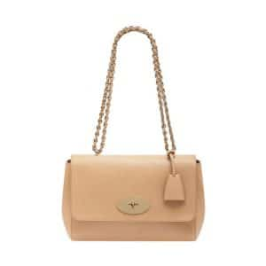 Mulberry Wheat Lily Medium Bag